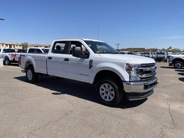 2021 Ford F-250 Crew Cab 4x4, Pickup #MED07657 - photo 2