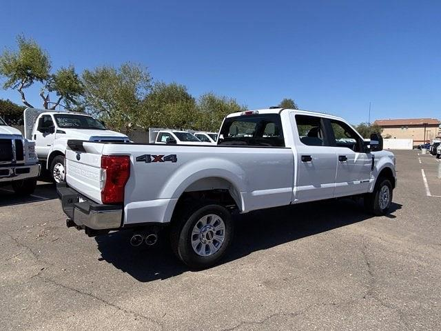 2021 Ford F-250 Crew Cab 4x4, Pickup #MED07658 - photo 3