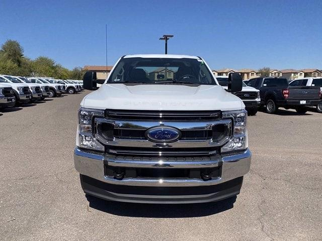2021 Ford F-250 Crew Cab 4x4, Pickup #MED07659 - photo 4