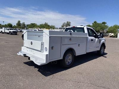 2021 F-250 Regular Cab 4x2,  RhinoPro Truck Outfitters Service Body #MED14972 - photo 2