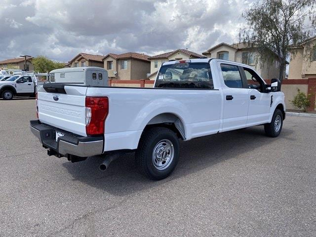2021 Ford F-250 Crew Cab 4x2, Pickup #MED14977 - photo 2