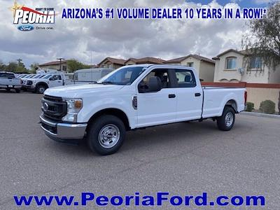 2021 Ford F-250 Crew Cab 4x2, Pickup #MED14979 - photo 2