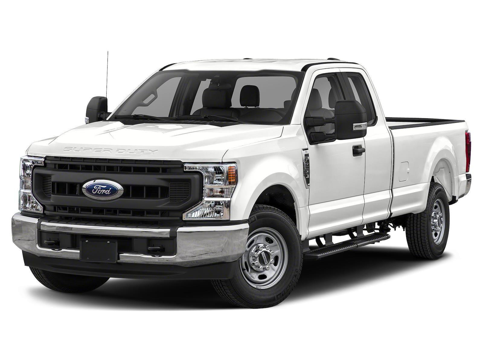 2021 Ford F-250 Super Cab 4x2, Cab Chassis #MED48829 - photo 1