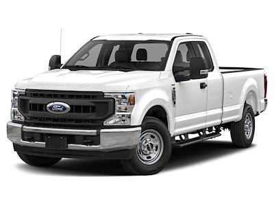 2021 Ford F-250 Super Cab 4x2, Cab Chassis #MED51068 - photo 1
