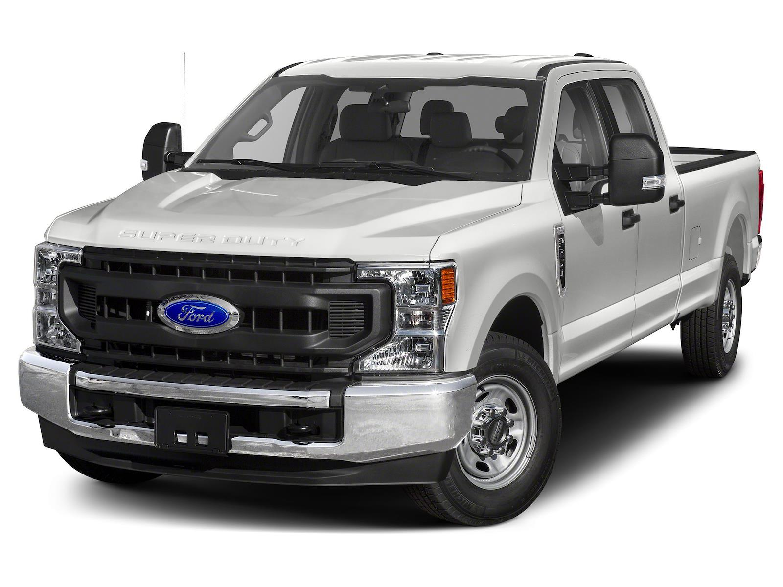 2021 Ford F-250 Crew Cab 4x4, Pickup #MED52836 - photo 1