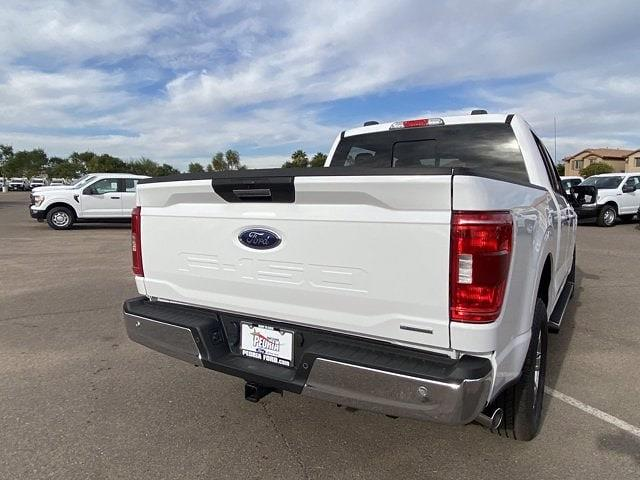 2021 Ford F-150 SuperCrew Cab 4x2, Pickup #MKD05278 - photo 8