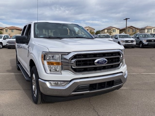 2021 Ford F-150 SuperCrew Cab 4x2, Pickup #MKD05278 - photo 3