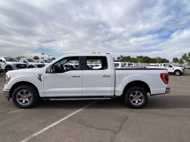 2021 Ford F-150 SuperCrew Cab 4x2, Pickup #MKD05278 - photo 5