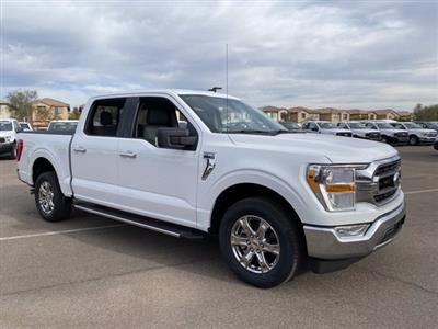 2021 Ford F-150 SuperCrew Cab 4x2, Pickup #MKD05278 - photo 1