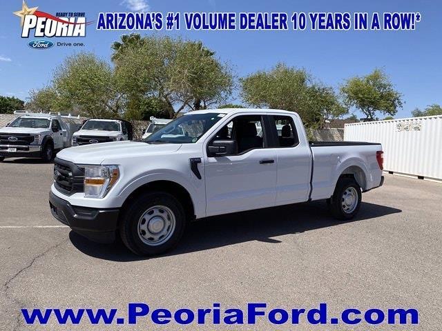 2021 Ford F-150 Super Cab 4x2, Pickup #MKD70375 - photo 23