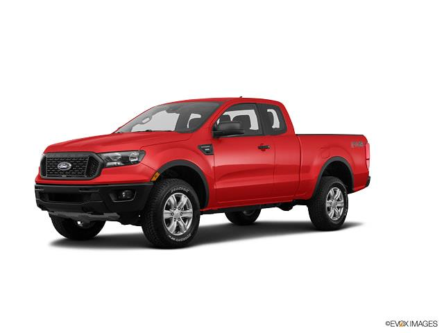 2021 Ford Ranger SuperCrew Cab 4x2, Pickup #MLD40845 - photo 1