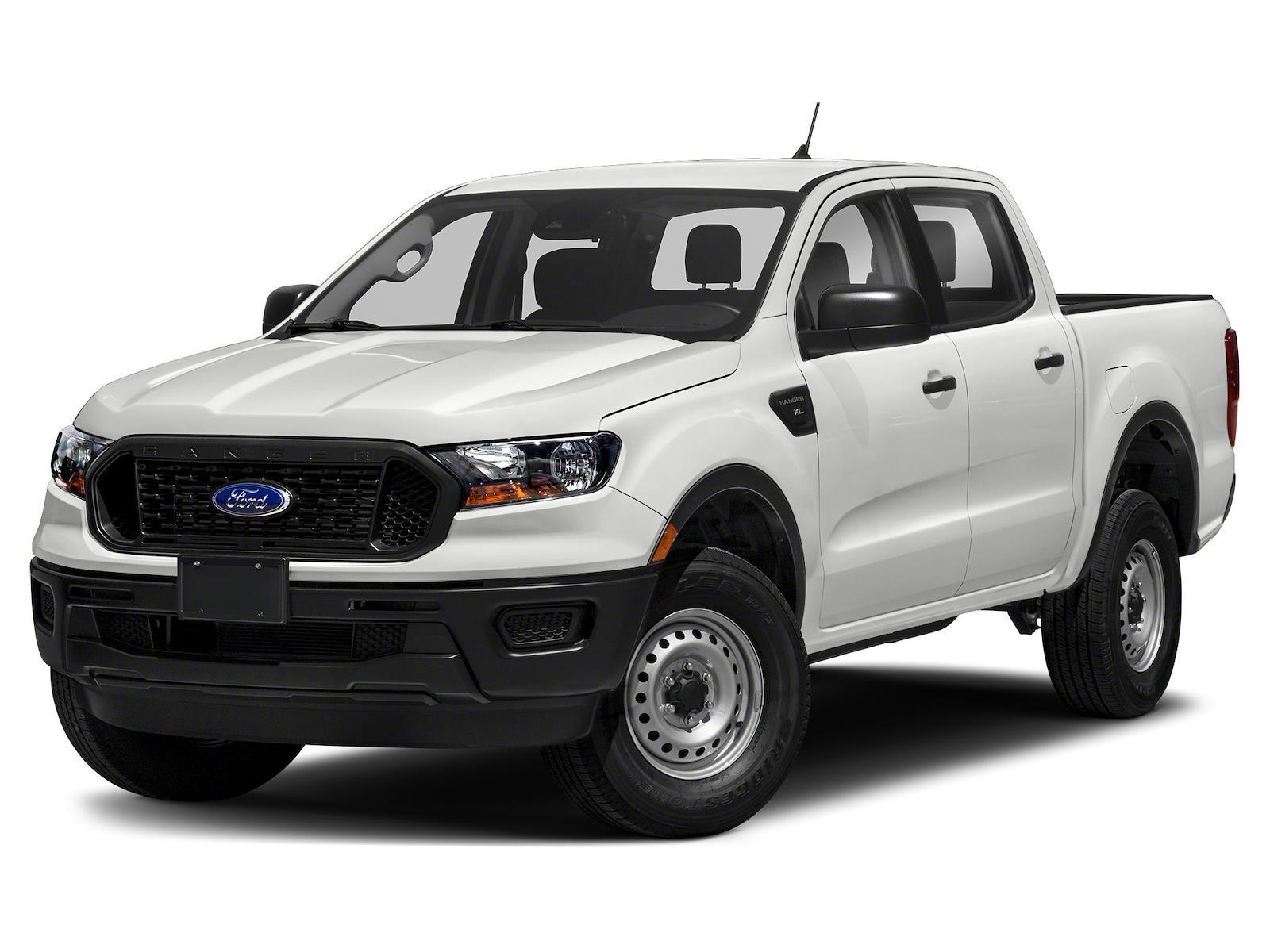 2021 Ford Ranger SuperCrew Cab 4x4, Pickup #MLD44967 - photo 1