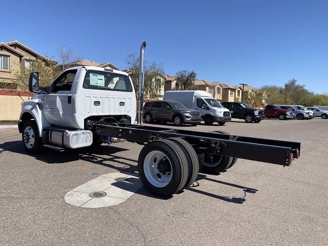 2022 Ford F-750 Regular Cab DRW 4x2, Cab Chassis #NDF00082 - photo 7