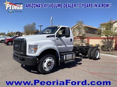 2022 Ford F-750 Regular Cab DRW 4x2, Cab Chassis #NDF00082 - photo 1