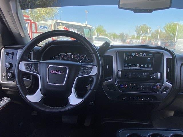 2018 GMC Sierra 2500 Crew Cab 4x4, Pickup #P09163F - photo 16