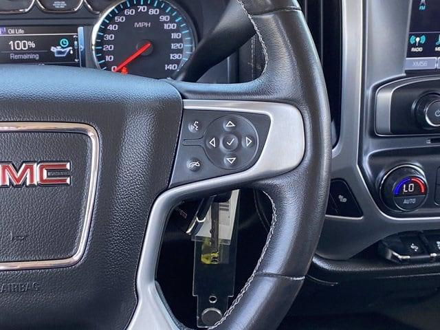 2018 GMC Sierra 2500 Crew Cab 4x4, Pickup #P09163F - photo 21