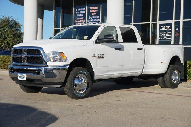 2017 Ram 3500 Crew Cab DRW 4x4 Pickup #17DH1017 - photo 3