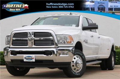 2017 Ram 3500 Crew Cab DRW 4x4 Pickup #17DH1539 - photo 1