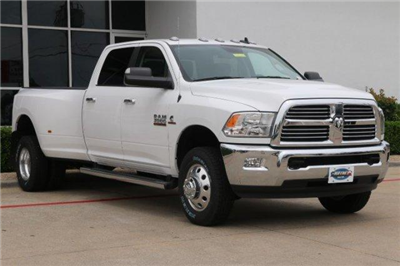 2017 Ram 3500 Crew Cab DRW 4x4 Pickup #17DH1539 - photo 3