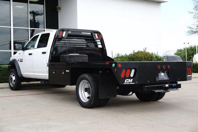 2017 Ram 4500 Crew Cab DRW, Platform Body #17R4C0382 - photo 2