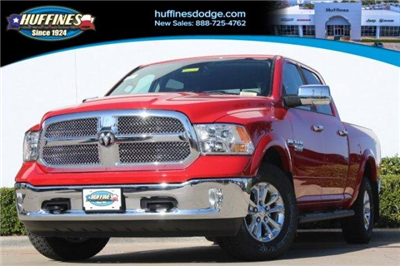 2018 Ram 1500 Crew Cab 4x4, Pickup #18DC0434 - photo 1