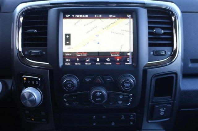2018 Ram 1500 Crew Cab 4x4, Pickup #18DC0680 - photo 12