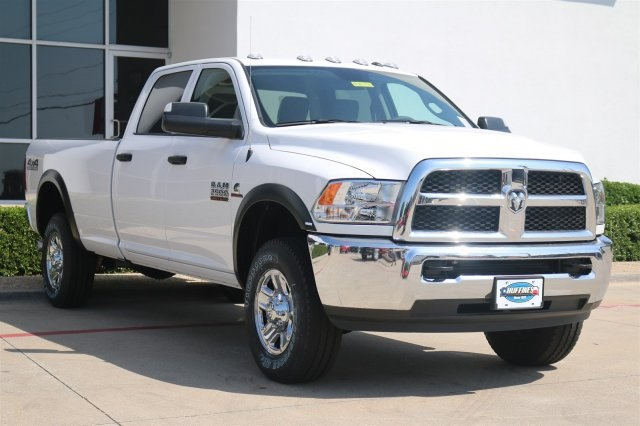 2018 Ram 2500 Crew Cab 4x4,  Pickup #18DH0748 - photo 3