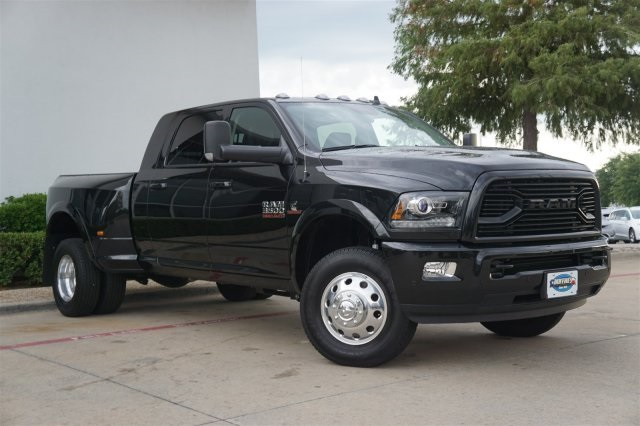 2018 Ram 3500 Mega Cab DRW 4x4,  Pickup #18DH1124 - photo 3
