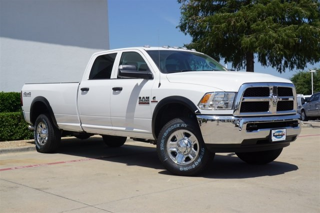 2018 Ram 2500 Crew Cab 4x4,  Pickup #18DH1399 - photo 3
