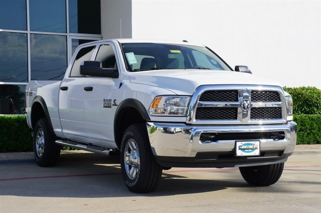 2018 Ram 2500 Crew Cab 4x4,  Pickup #18DH7232 - photo 3