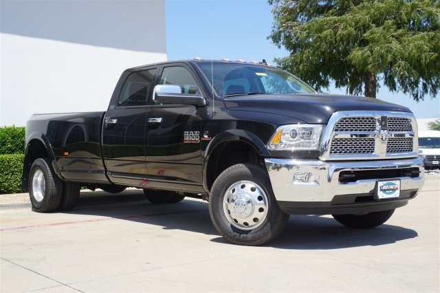 2018 Ram 3500 Crew Cab DRW 4x4,  Pickup #18DH7398 - photo 3
