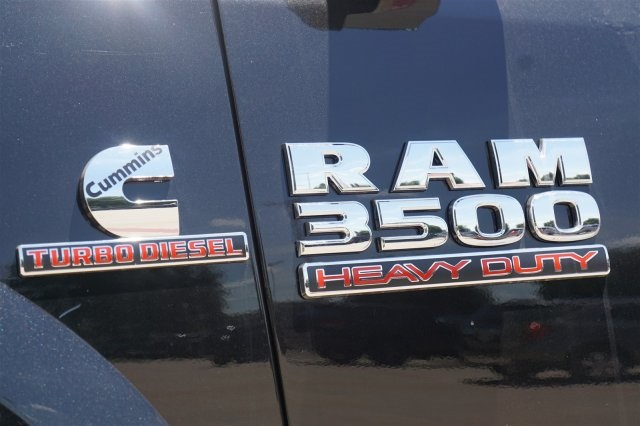 2018 Ram 3500 Crew Cab DRW 4x4,  Pickup #18DH7398 - photo 8