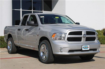 2018 Ram 1500 Quad Cab 4x4 Pickup #18DQ0458 - photo 3