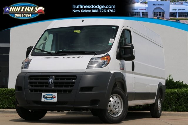 2018 ProMaster 2500 High Roof FWD,  Upfitted Cargo Van #18PM0821 - photo 1