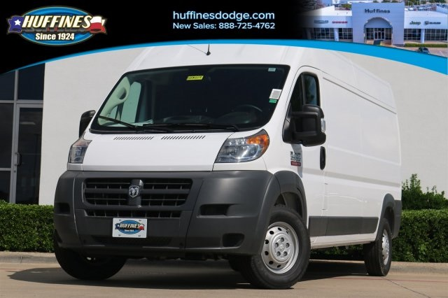 2018 ProMaster 2500 High Roof FWD,  Empty Cargo Van #18PM1059 - photo 1