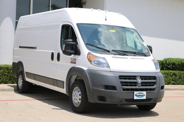 2018 ProMaster 2500 High Roof FWD,  Empty Cargo Van #18PM1142 - photo 3