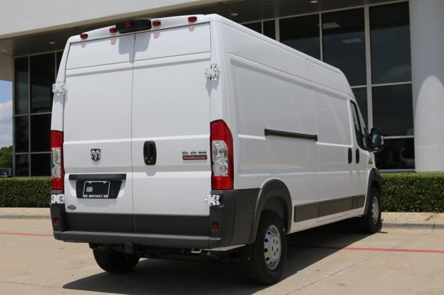 2018 ProMaster 2500 High Roof FWD,  Empty Cargo Van #18PM1142 - photo 4