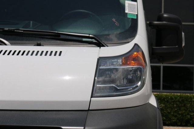 2018 ProMaster 2500 High Roof FWD,  Empty Cargo Van #18PM1142 - photo 7