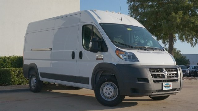 2018 ProMaster 2500 High Roof FWD,  Empty Cargo Van #18PM1150 - photo 3