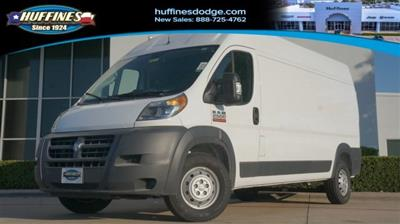 2018 ProMaster 2500 High Roof FWD,  Empty Cargo Van #18PM1150 - photo 1
