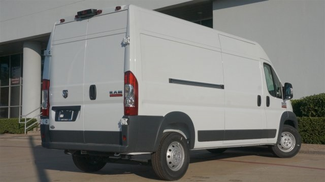 2018 ProMaster 2500 High Roof FWD,  Empty Cargo Van #18PM1173 - photo 4