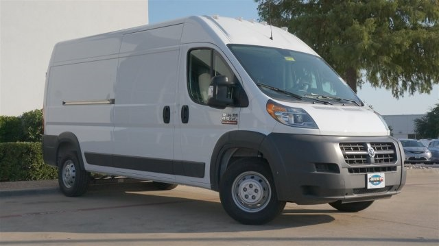2018 ProMaster 2500 High Roof FWD,  Empty Cargo Van #18PM1181 - photo 4