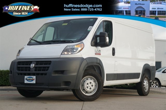 2018 ProMaster 1500 High Roof FWD,  Empty Cargo Van #18PM1188 - photo 1