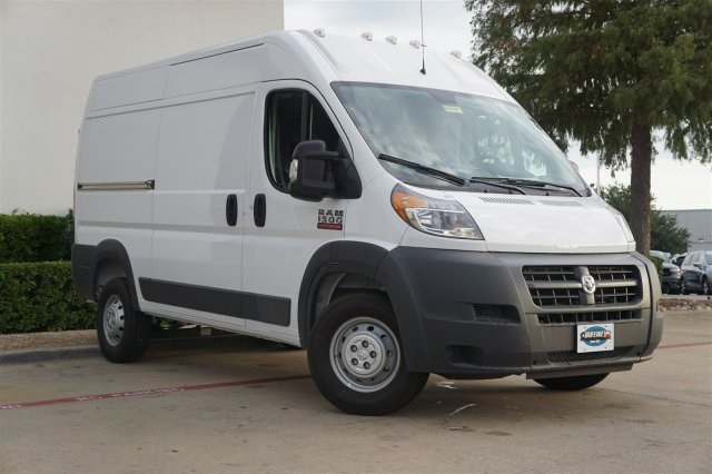 2018 ProMaster 1500 High Roof FWD,  Empty Cargo Van #18PM1188 - photo 3