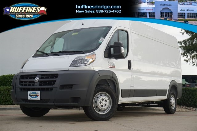 2018 ProMaster 2500 High Roof FWD,  Empty Cargo Van #18PM1191 - photo 1