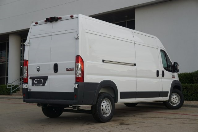 2018 ProMaster 2500 High Roof FWD,  Empty Cargo Van #18PM1191 - photo 4