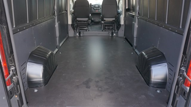 2018 ProMaster 2500 High Roof FWD,  Empty Cargo Van #18PM1198 - photo 2