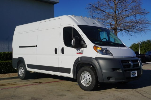 2018 ProMaster 2500 High Roof FWD,  Empty Cargo Van #18PM1265 - photo 3