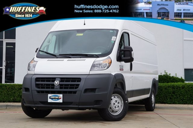 2018 ProMaster 2500 High Roof FWD,  Empty Cargo Van #18PM1293 - photo 1
