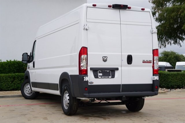 2018 ProMaster 2500 High Roof FWD,  Empty Cargo Van #18PM1293 - photo 4